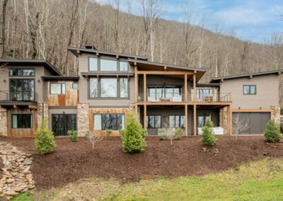Living Stone Design+Build Hawks Nest Outdoor Plants