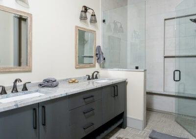 Living Stone Design+Build Hawks Nest Bathroom Sink
