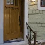 Exterior door, The Settings of Black Mountain