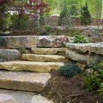 Exterior renovation, landscaping Lake Lure