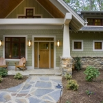 Black Mountain Craftsman exterior