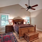 Fairview Craftsman bedroom