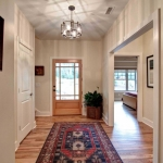 Fairview Craftsman Foyer