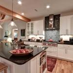 Fairview Craftsman kitchen
