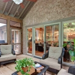 Fairview Craftsman screen porch