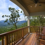 Black Mountain Craftsman porch