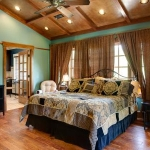 Craftsman Master Bedroom, Bathroom, The Village of Cheshire