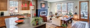 interiors by design example of a open floorplan