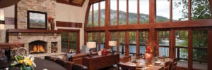 Lake Lure Great Room with a View