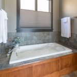 North Asheville Timberpeg bathroom