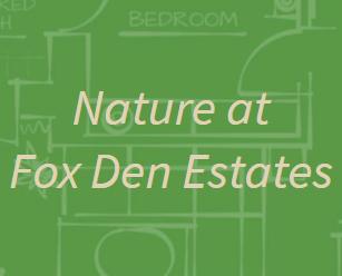 Nature at Fox Den Estates