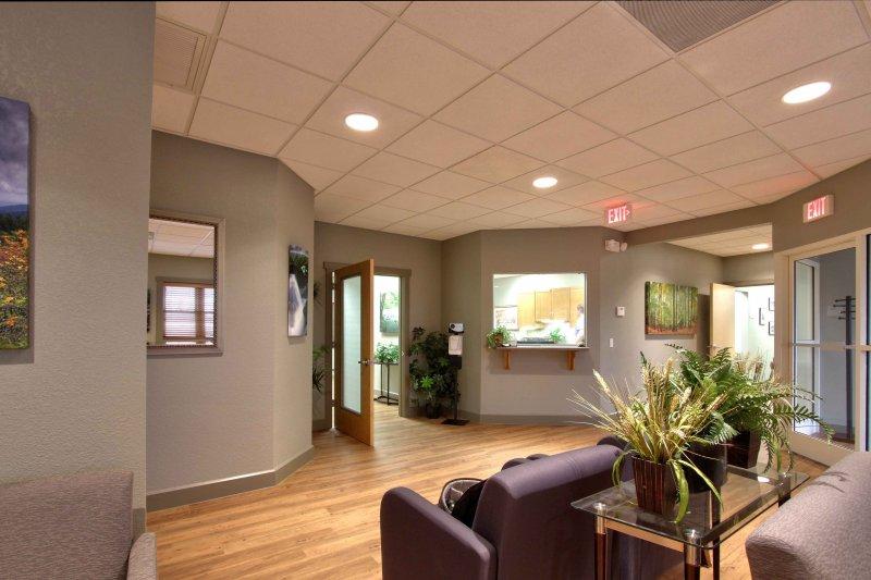 Blue Ridge Pain Management Renovation