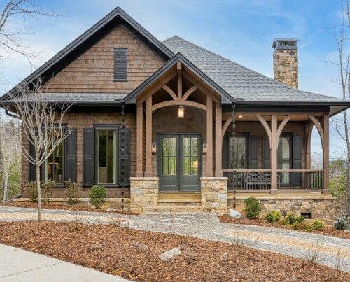 Living Stone Design+Build Park Residence