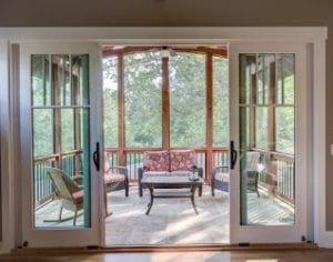 portfolio porch