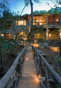 priced by design wooden walkway to beautiful home