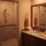 Yeazell Bathroom After