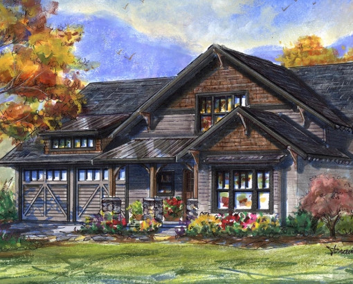Lot 59 in the Settings of Black Mountain