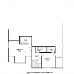 The Skylar Grande Second Floor Plan