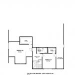 The Skylar Grande Second Floor Plan