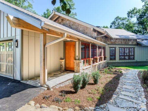 Custom Homes | Living Stone Design + Build