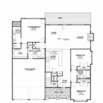 The Alexis Floor plan