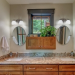 Black Mountain Transitional Craftsman sink