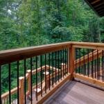 Black Mountain Transitional Craftsman deck