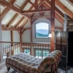 Asheville Timberpeg loft