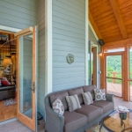 Arden Timberpeg screen porch