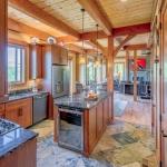 Arden Timberpeg kitchen