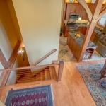 Arden Timberpeg staircase