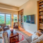 Arden Timberpeg movie room