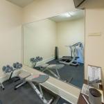 Arden Timberpeg fitness room