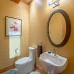 Arden Timberpeg bathroom