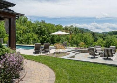 Living Stone Design+Build Pool Mountain View
