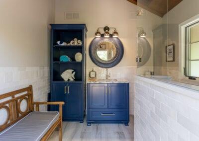 Living Stone Design+Build Bathroom Sink