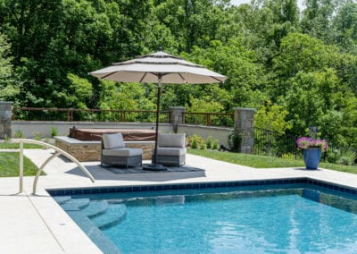 Living Stone Design+Build Hot Tub