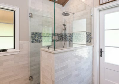 Living Stone Design+Build Shower Walls