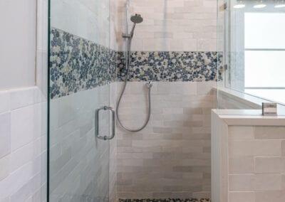Living Stone Design+Build Shower Tile