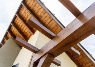 Living Stone Design+Build Cabana Detail