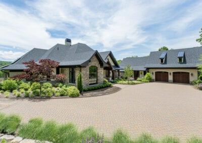 Living Stone Design+Build Driveway