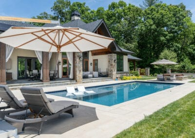 Living Stone Design+Build Pool House