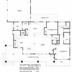 woodhaven first floor plan, Southcliff, Asheville